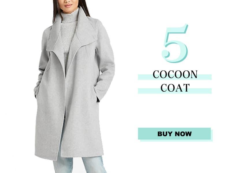 Banana Republic Cocoon Coat