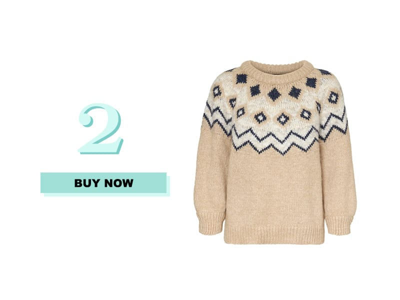 Fair Isle Sweater at Nordstrom