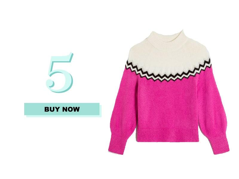 Fair Isle Sweater from The Gap