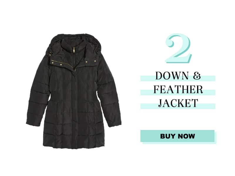 Down & Feather Jacket