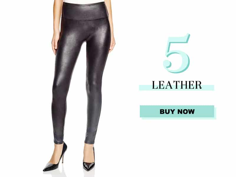 Faux Leather Pants from Spanx