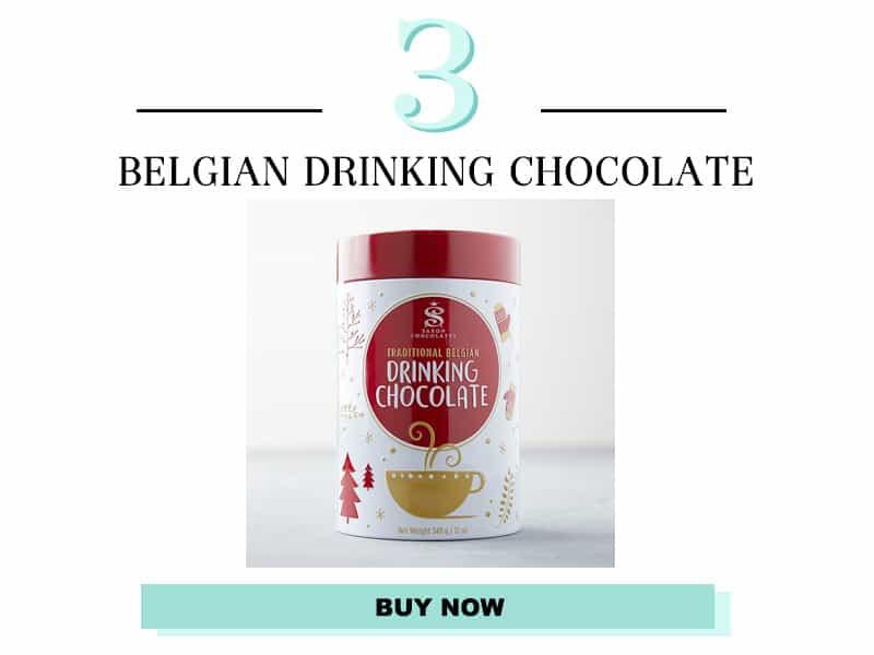 Belgian Drinking Chocolate