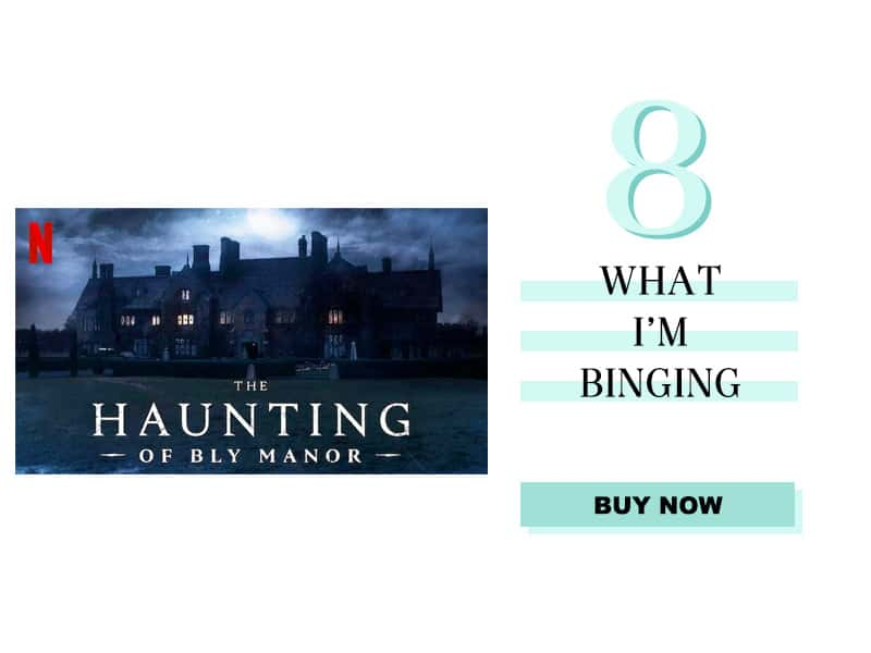 What i'm Watching: The Haunting of Bly Manor