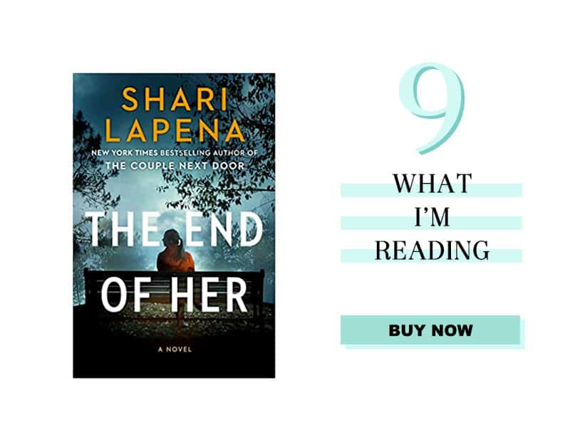 What I'm Reading: The End of Her