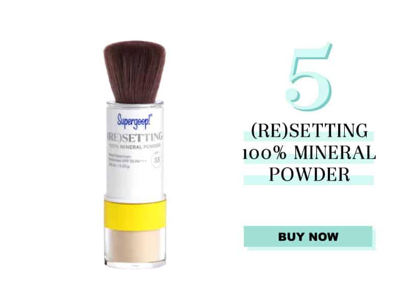 ReSetting Mineral Powder