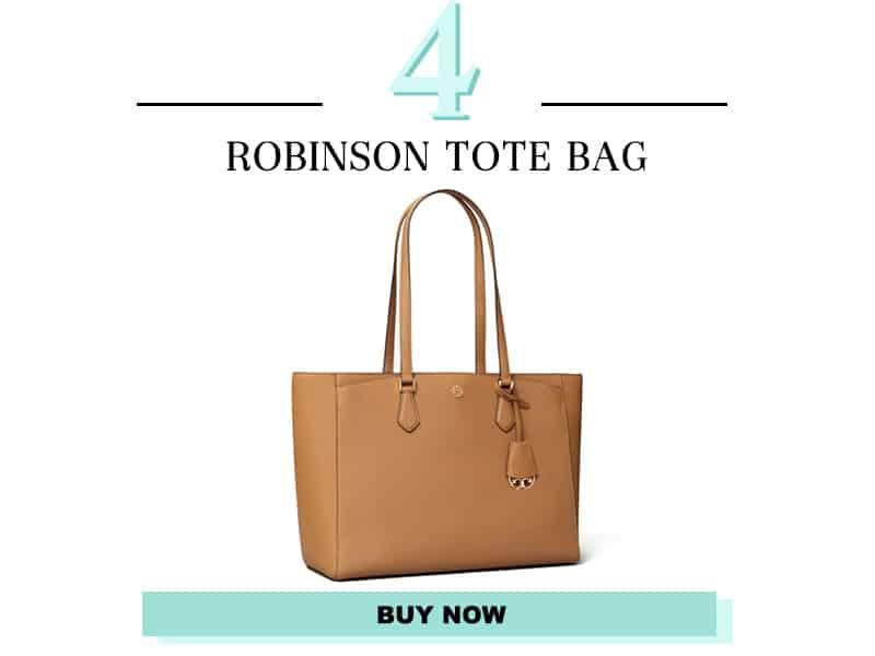 Tory Burch Robinson Tote Bag