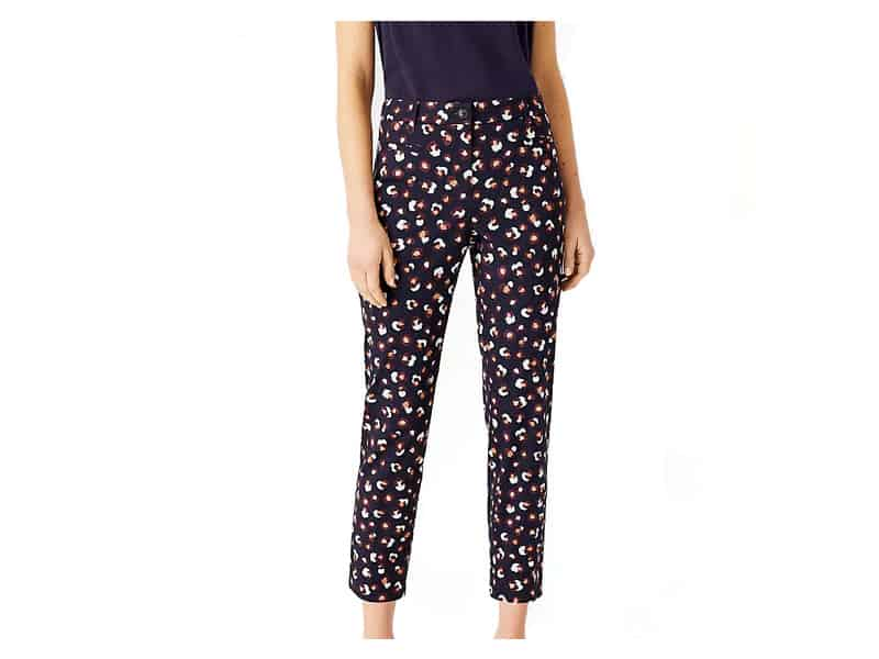Printed Pants from Ann Taylor