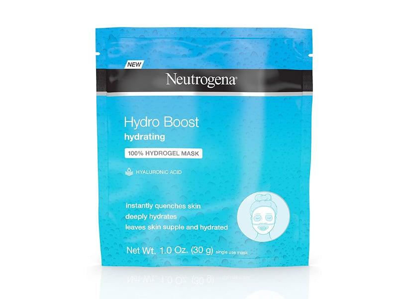 Neutrogena Hydro Boost and Hydrating Hydrogel Mask