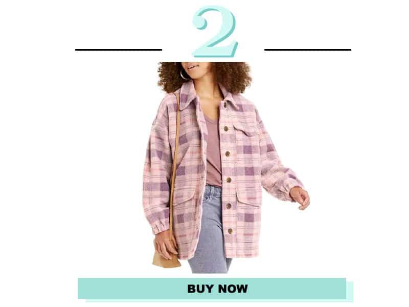 Universal Thread Pink Shacket